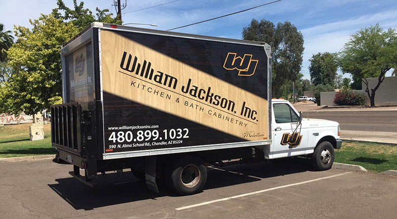 William Jackson Truck